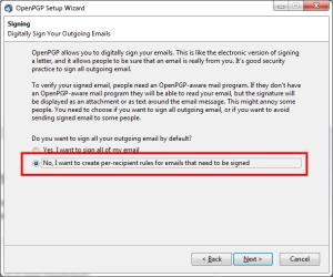 how to send encrypted email comodo