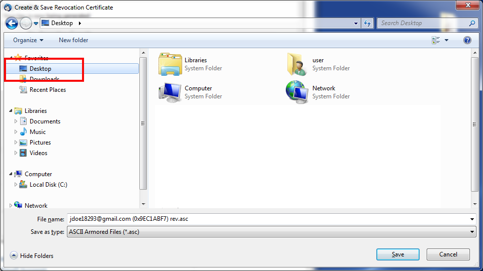 How to Exchange Encrypted Emails in Windows Using GPG4Win and Thunderbird